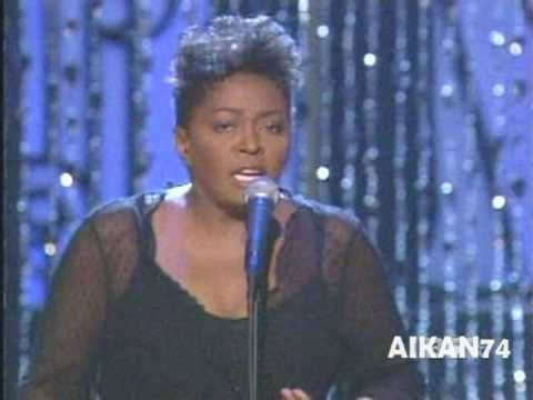 ANITA BAKER LIVE - TRACKS OF MY TEARS - 2008