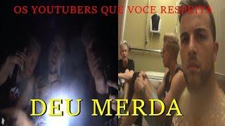 Baixar FICAMOS UMA NOITE DENTRO DO SHOPPING ( DEU MERDA )