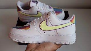 Nike Air force 1 Easter Unboxing