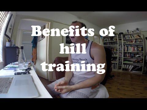 Benefits of hill training