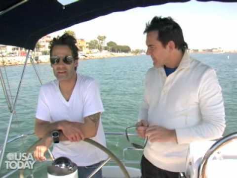 Celeb Watch: Adrian Pasdar Interview Outtakes