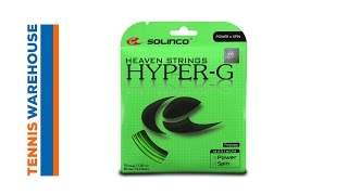 Solinco Hyper-G String Review