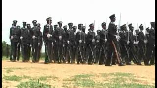 PASSING OUT PARADE POLICE ACADEMY KANO