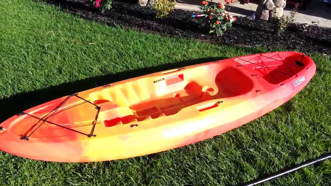 Perception Sport Rambler 9 5 Sit-On-Top Kayak Review