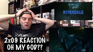 RIVERDALE - 2x09 'SILENT NIGHT, DEADLY NIGHT' REACTION