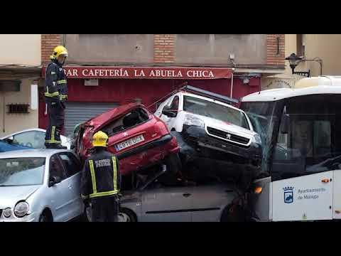Agradecimientos a los trabajadores del SAS que se vieron envueltos en el accidente del bus de la EMT