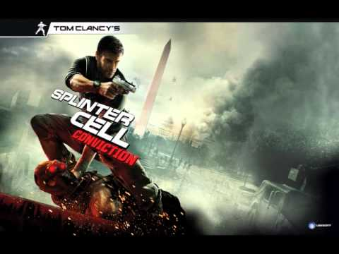 Splinter Cell Conviction Soundtrack-Whitehouse