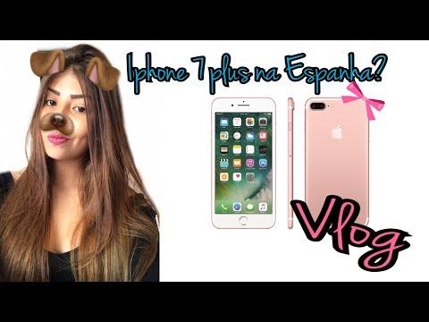 Comprando iPhone 7 Plus Rose Gold + Unboxing ♥️