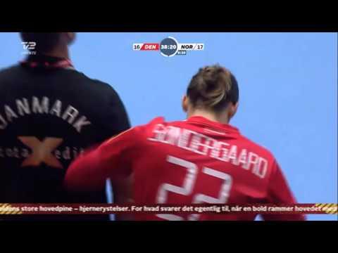 Denmark -Norway OL Quo 2nd
