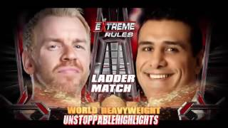 WWE Extreme Rules 2011 Highlights HD