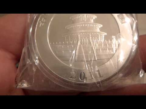 2011 1 oz. Silver Chinese Panda (Sealed) Coin Review & Opinion