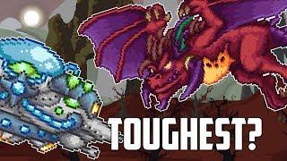 Terraria Top 5 Toughest Mini-Bosses! Where does yours rank? | 1.3.5