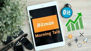 Morning Talk: Bitman feat. Bit Investment #206