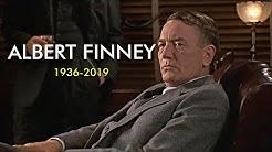 Albert Finney | A Tribute