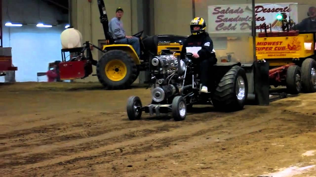 Garden Tractor Pulling Sticker : Nqs garden tractor pulling columbus ohio open class
