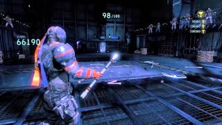Batman Arkham Origins | Deathstroke Challenge Gameplay Trailer (2013)