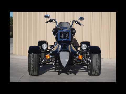 American Q-Tec Trike/Quad Conversions.