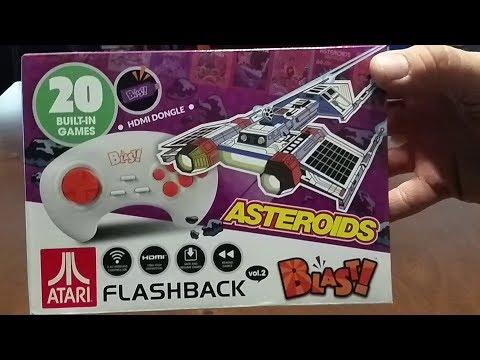 ATGames Atari Flashback Blast! Vol.2 - Brief Game Play