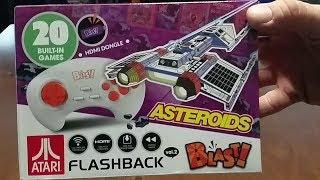 ATGames Atari Flashback Blast! Vol.2 - brief game play