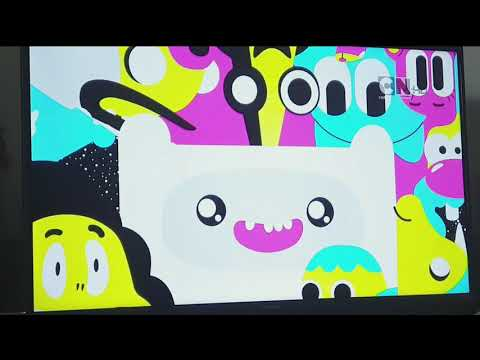 Cartoon Network Asia Next The Amazing World Of Gumball Dimensional Bumper