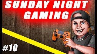 Sunday night Gaming #10 - Madden -PUBG-  HALO !  Diablo 3