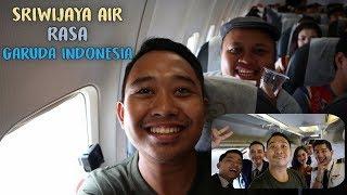 SRIWIJAYA AIR SEKARANG RASA GARUDA INDONESIA