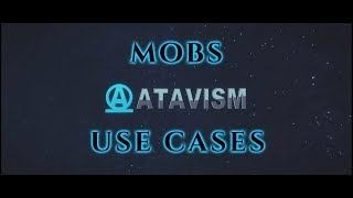 Atavism Online - Use Cases - Mobs