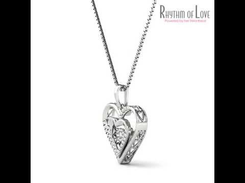 Rhythm of love diamond necklace youtube rhythm of love diamond necklace aloadofball Images