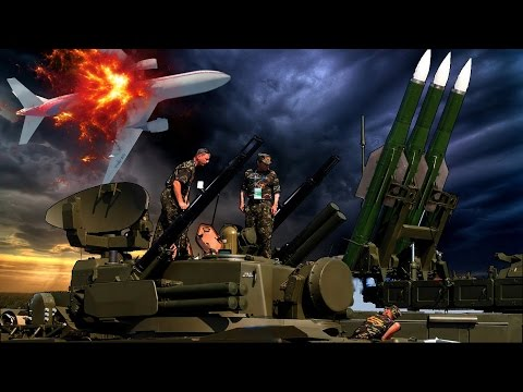 CV3D   Who shot down Malaysia Airlines MH17? Surface-to-Air Missiles Worldwide Map