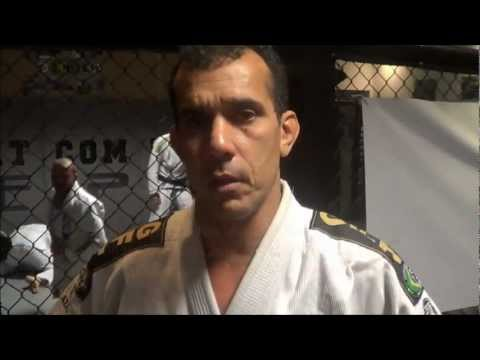 Master Julio Cesar & Theodoro Canal European Seminar Tour 2012