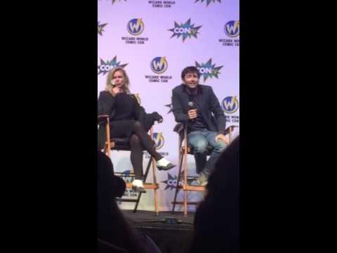 David Tennant And Billie Piper In Wizard World Comic Con Philadelphia