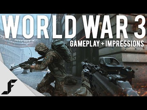 World War 3 Gameplay and Impressions streaming vf