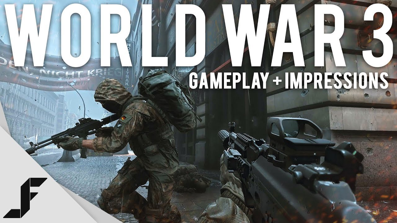 World War 3 Gameplay and Impressions