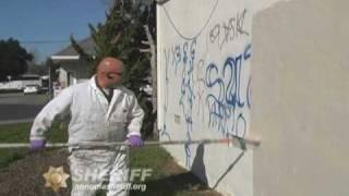 Graffiti Removal Unit, Sonoma County Sheriff video