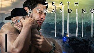 Wir zocken Kojimas neues Kunstwerk   Death Stranding mit Simon & Nils #01