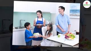 Bếp 365 - Giới thiệu Máy hút mùi Bosch DWB77CM50 nhập khẩu chính hãng cao cấp