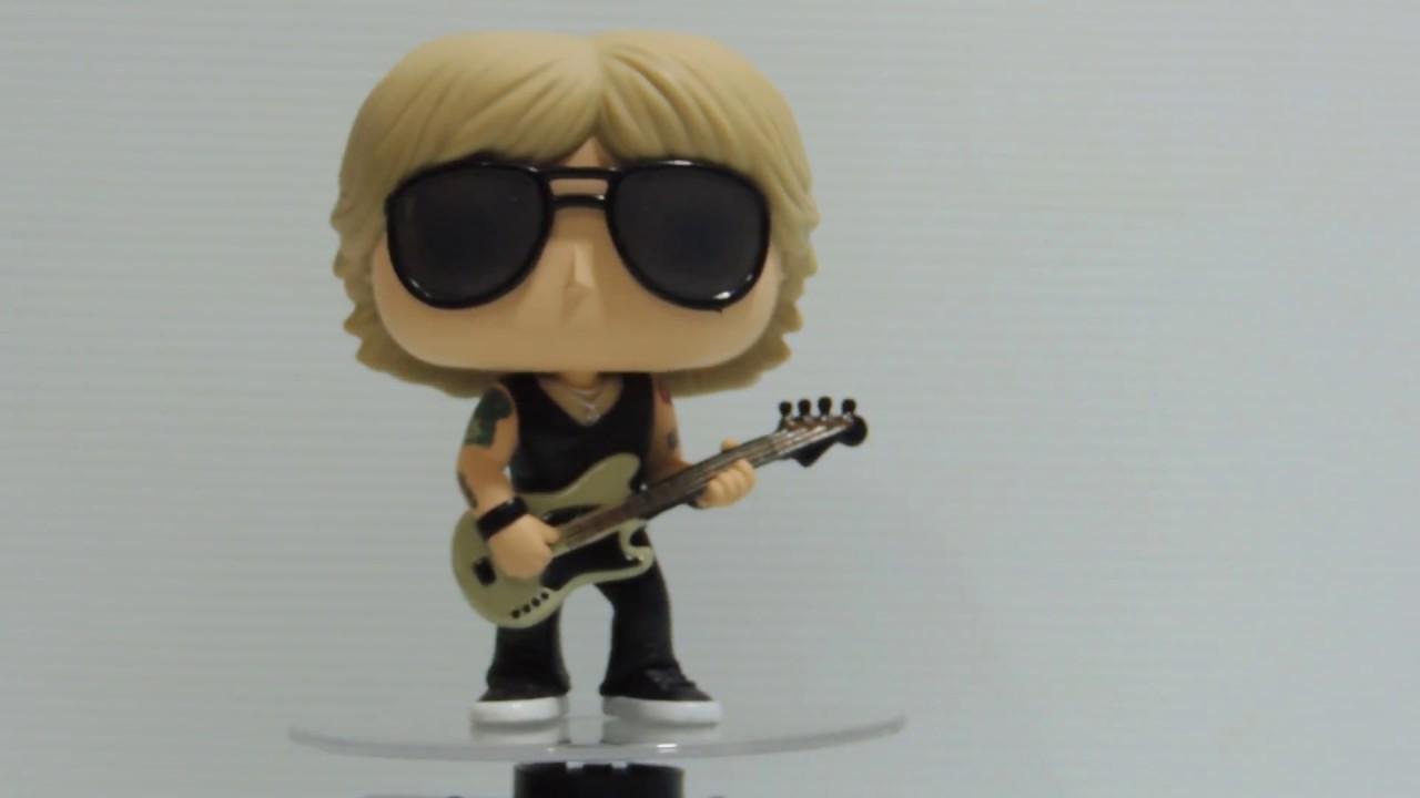 Guns N Roses Funko POP Rocks Duff McKagan Vinyl Figure #52