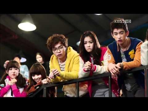 Dream High 2 JB&JinWoon - Basketball Showdown