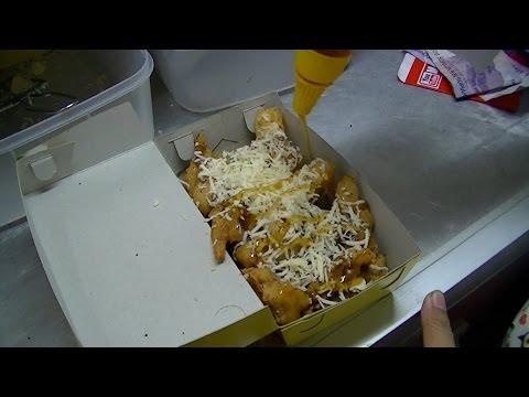 Jakarta Street Food 617 King Fried Banana Cheese Radja Pisang Goreng Keju Crispy BR TiVi 5130
