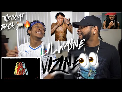 "THE GOAT IS BACK !!!!! Lil Wayne ""Vizine"" 