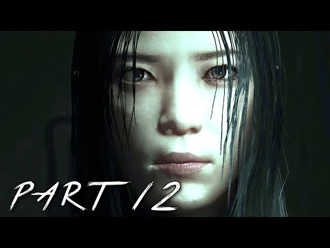 THE EVIL WITHIN 2 Walkthrough Gameplay Part 12 - Anima (PS4 Pro)