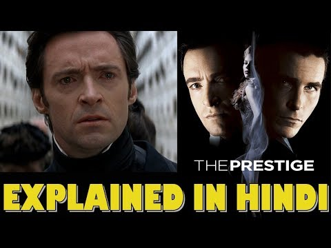 The Prestige Movie : Explained In Hindi (ENDING WITH A TWIST)