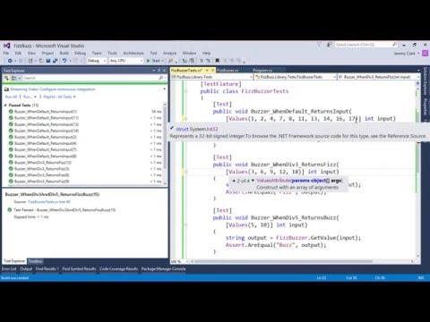 JeremyBytes - TDD Basics with C#