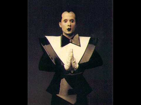 The cold song klaus nomi lyrics