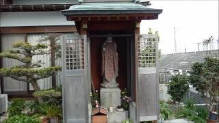 柳川市の「地蔵」さん