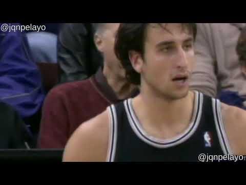 Potrero en la NBA se dice Manu Ginobili