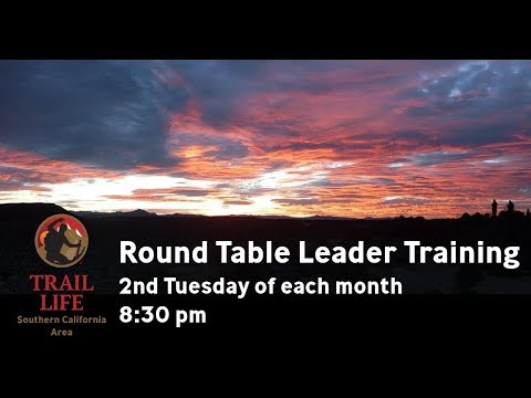 August 08 2017 So Calif Area Round Table