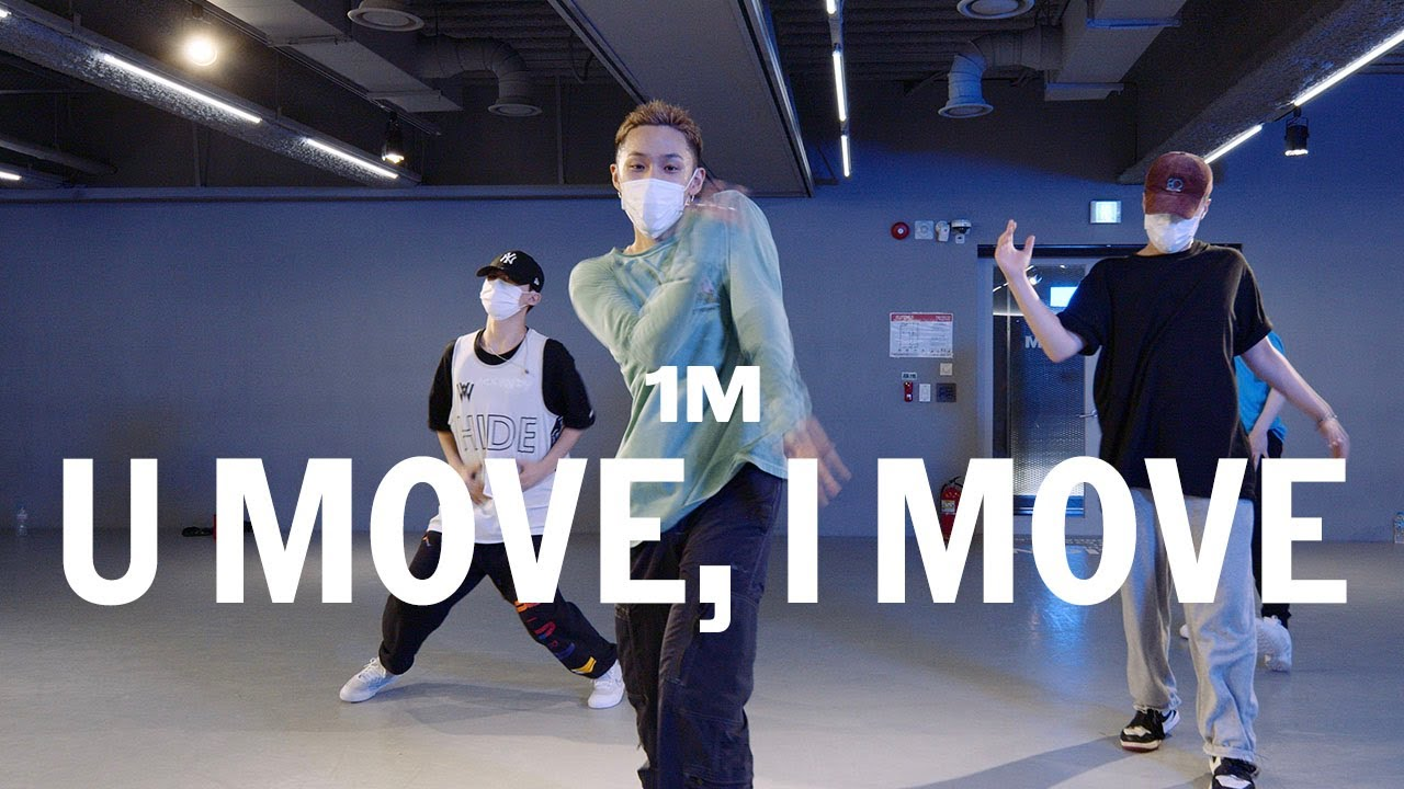 John Legend - U Move, I Move ft. Jhene Aiko / Bale Choreography