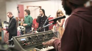 SuperHeavy en studio !