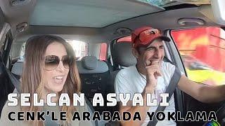 SELCAN ASYALI'NIN SOYUNMA EYLEMİNİN TÜM DETAYLARI - Cenk'le Arabada Yoklama #41 Video